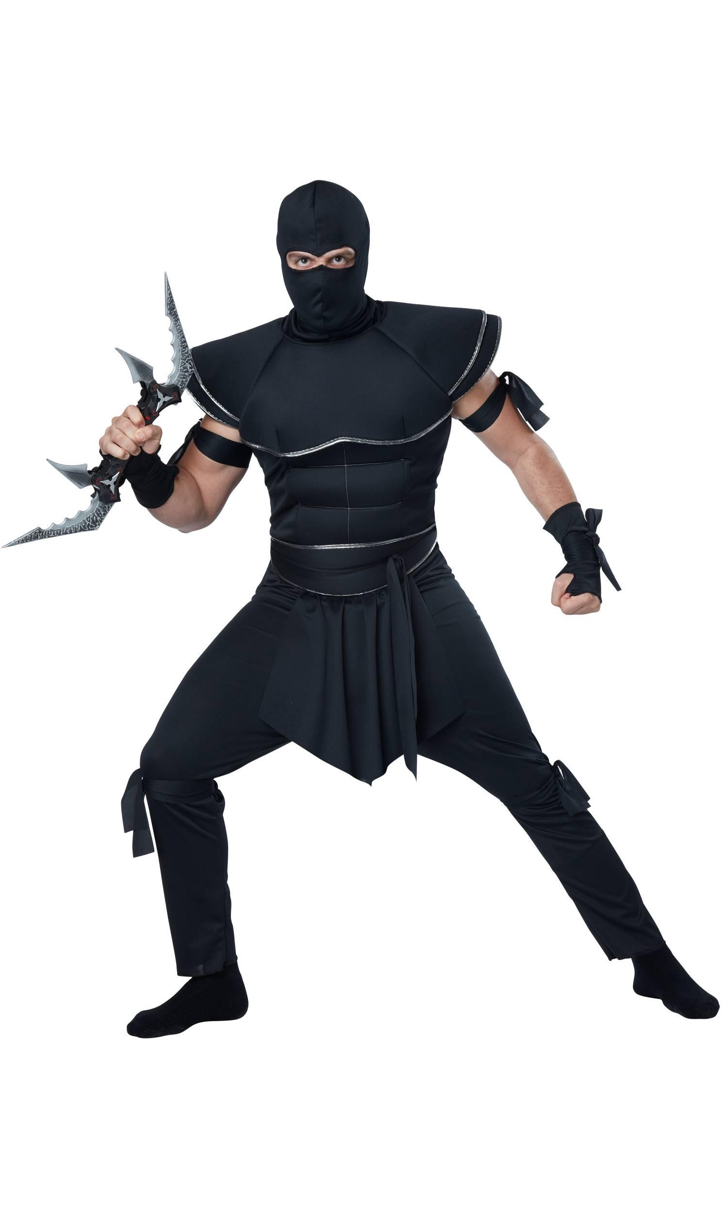 Costume-Ninja-homme-XL