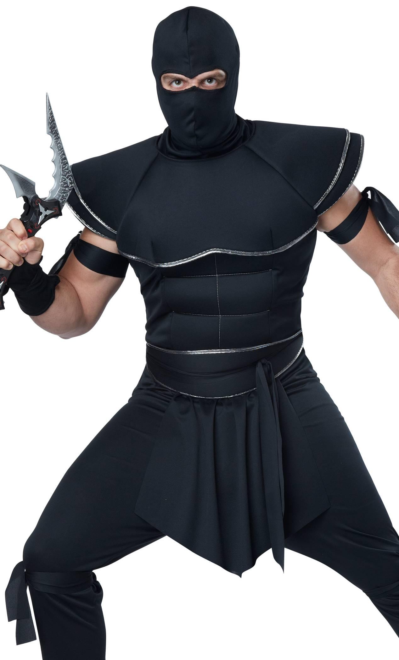 Costume-Ninja-homme-XL-2