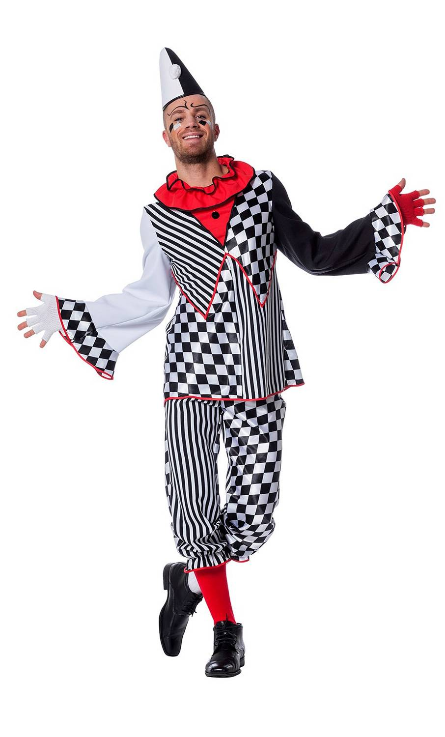 Costume-Pierrot-Homme-Grande-Taille