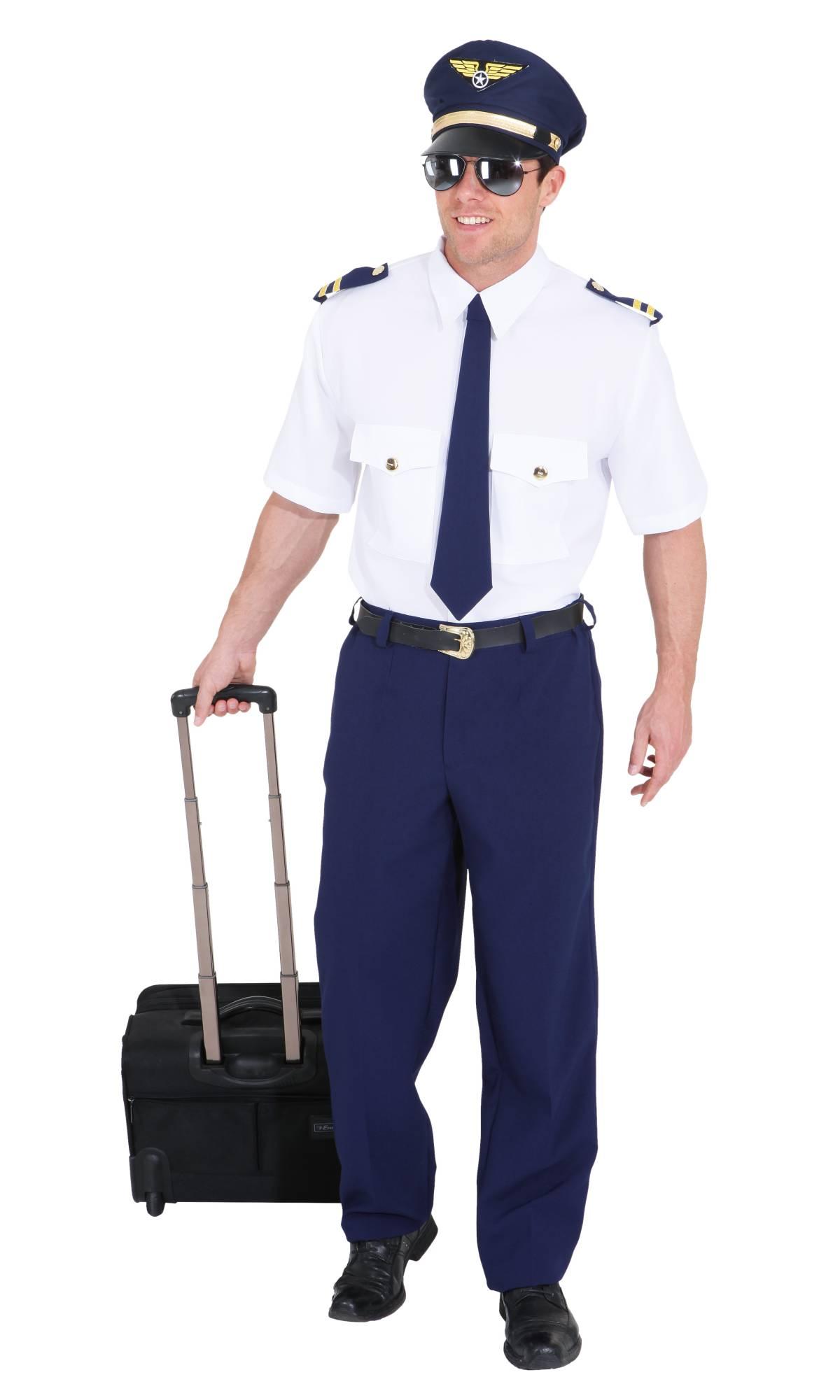 Costume-de-pilote-de-air-pour-homme
