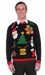 Pull-Noël-kitsch-homme