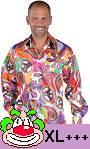 Chemise-de-Hippie-homme-70s-grande-taille