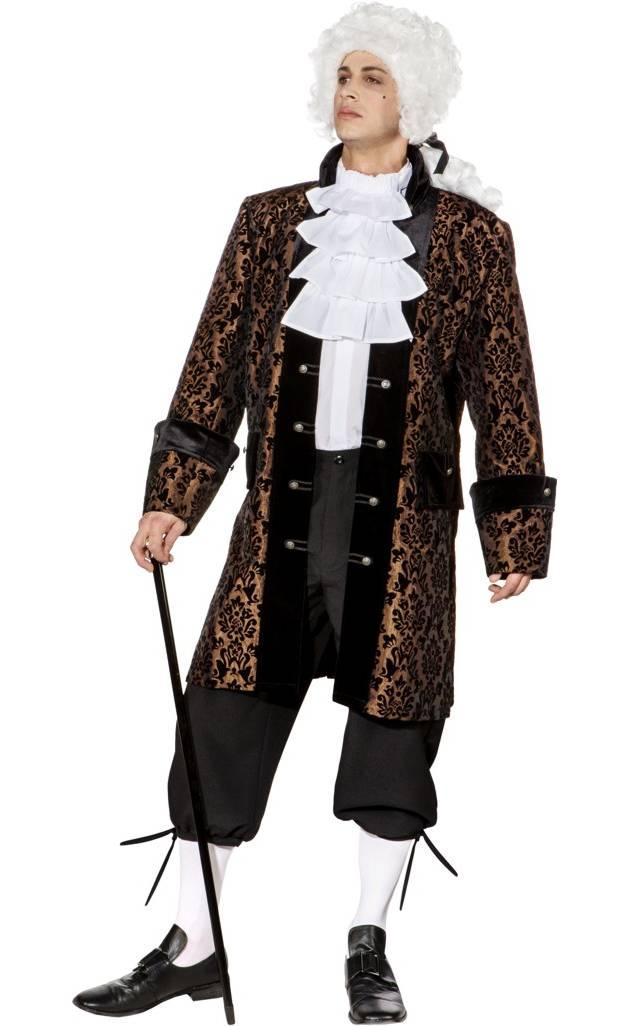 veste-de-marquis-rouille-Grande-Taille