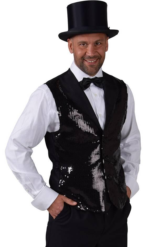 Gilet-noir-cabaret-grande-taille