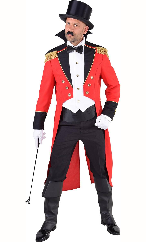 Costume monsieur loyal homme xl - xxl
