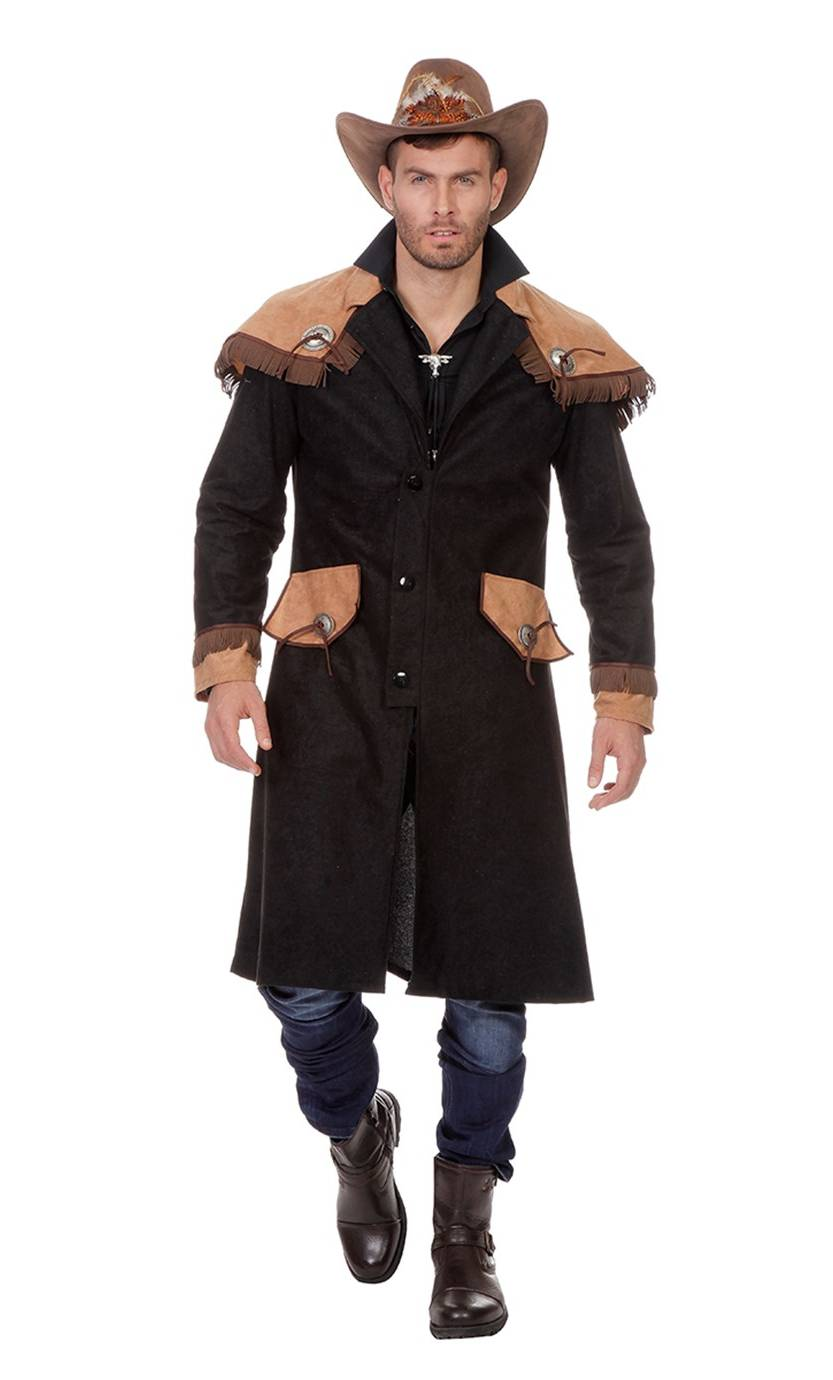 Manteau-Western-grande-taille