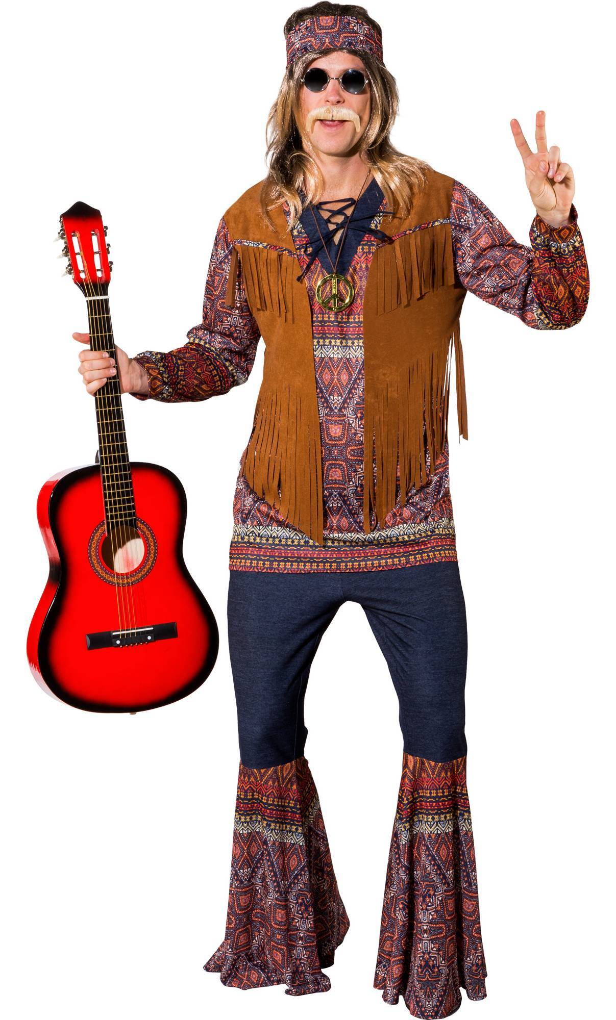 Costume-Hippie-grande-taille