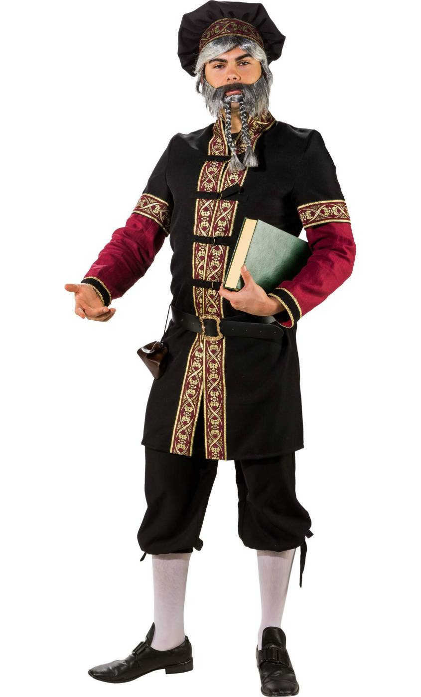 Costume-Médiéval-homme-grande-taille