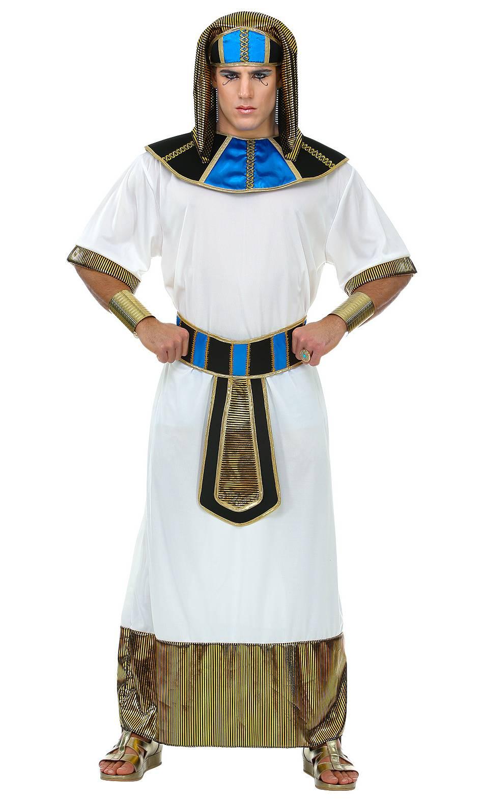 Costume-Pharaon-égyptien