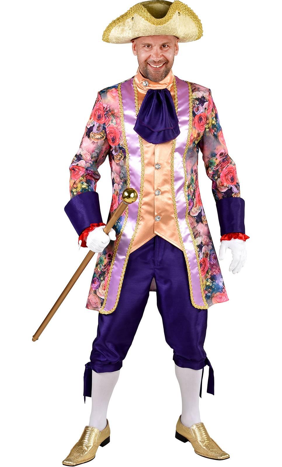 Costume de marquis versailles