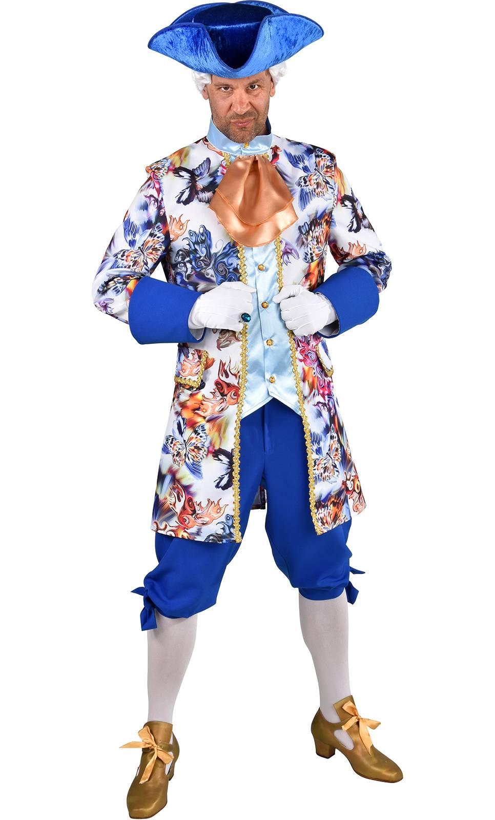 Costume marquis versailles