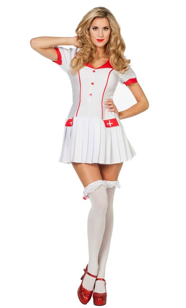 Costume-Infirmière-Femme