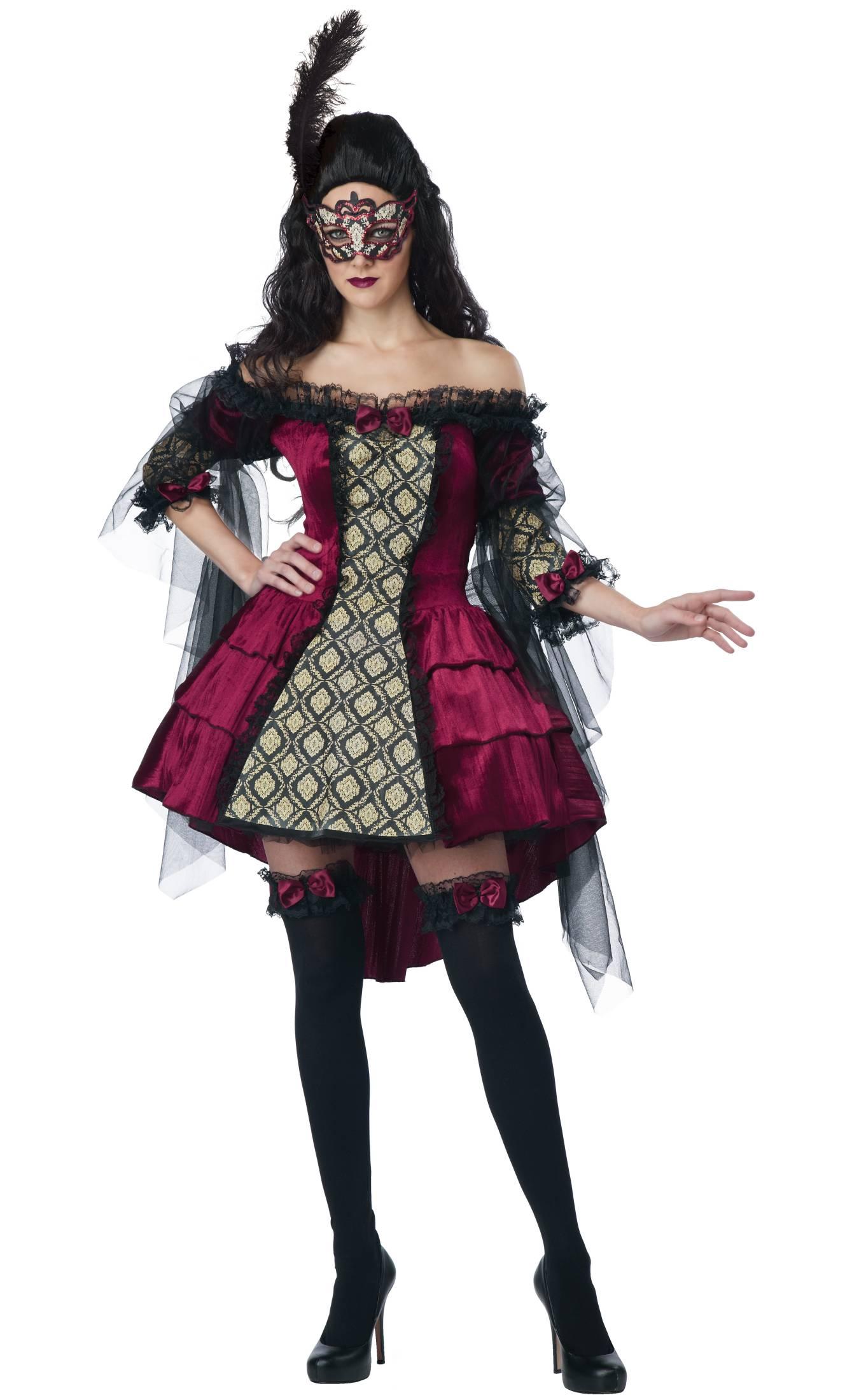 Costume marquise femme