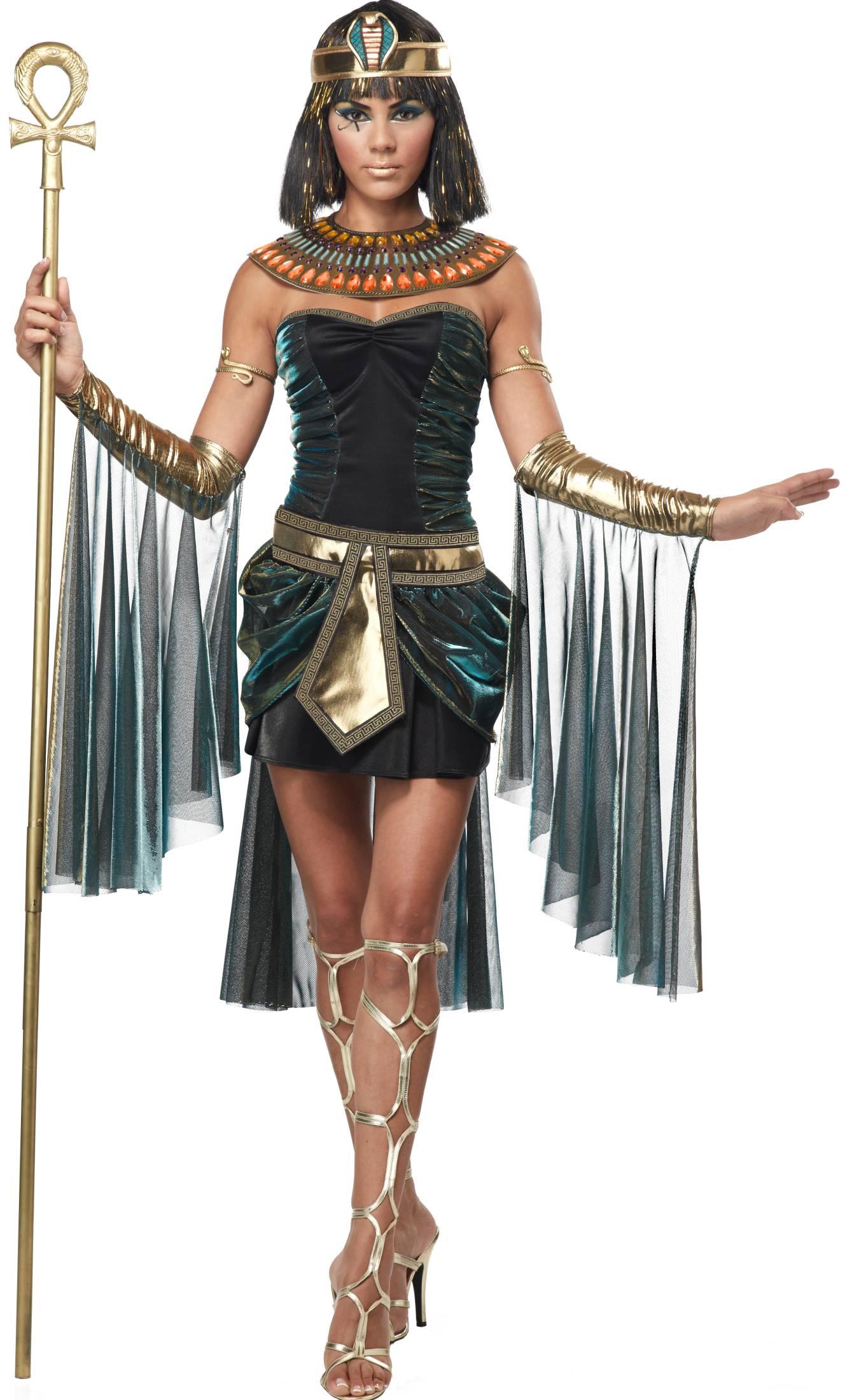 Costume-N�fertiti
