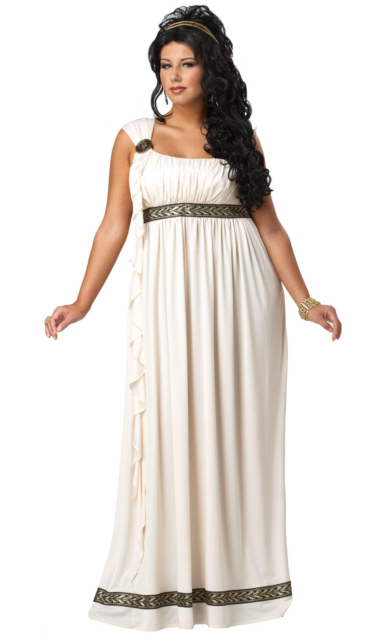 Costume-Romaine-grande-taille