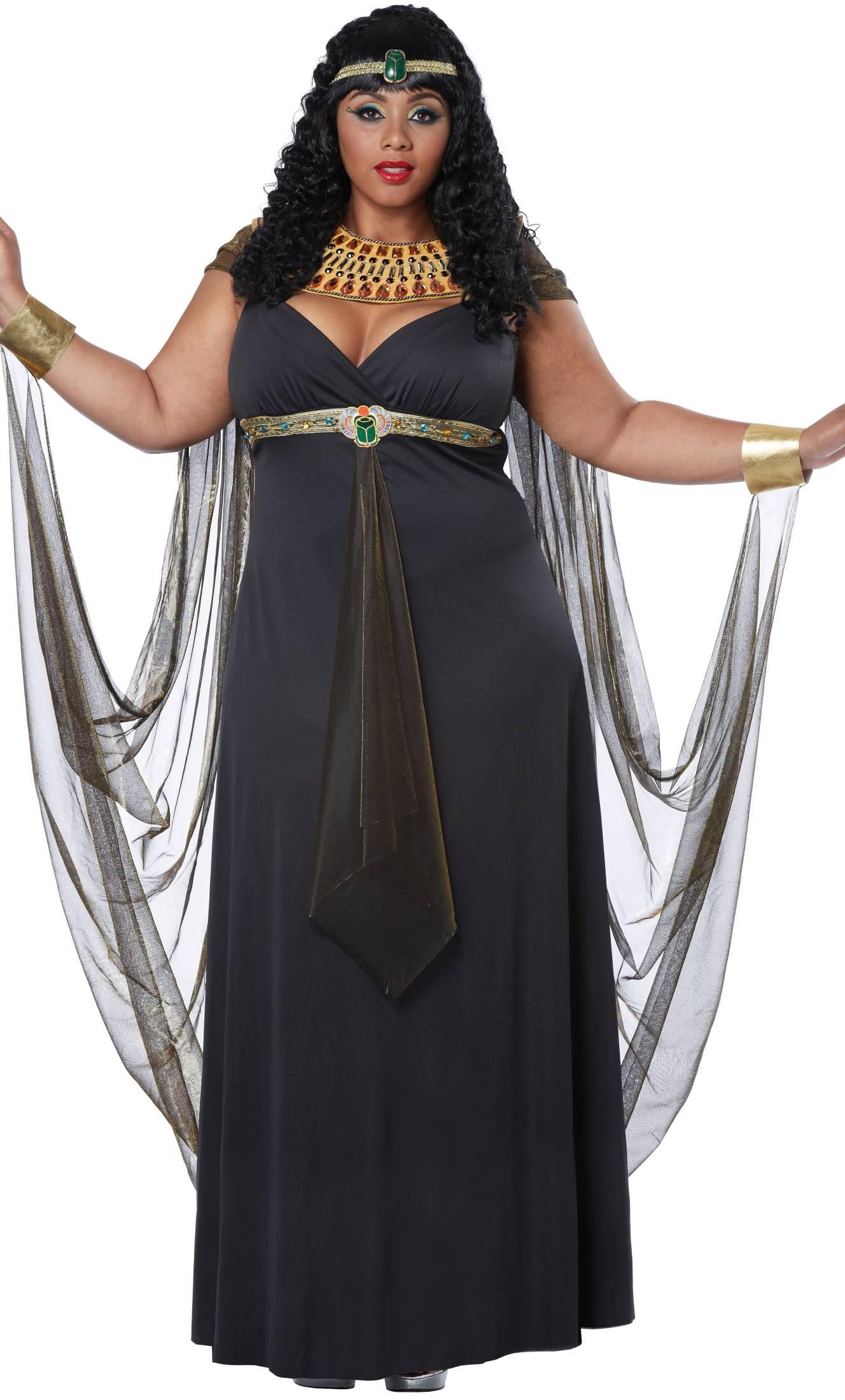 Costume-Cléopâtre-XXL-XXXL