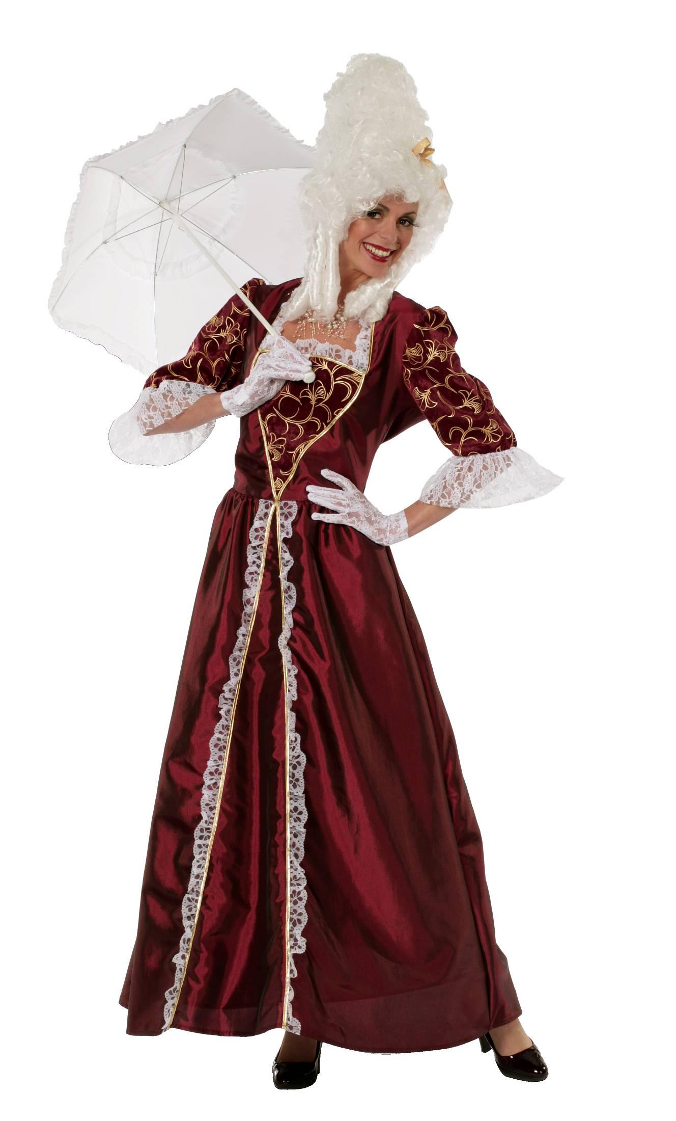 Costume-Marquise-Bordeaux-Grande-Taille