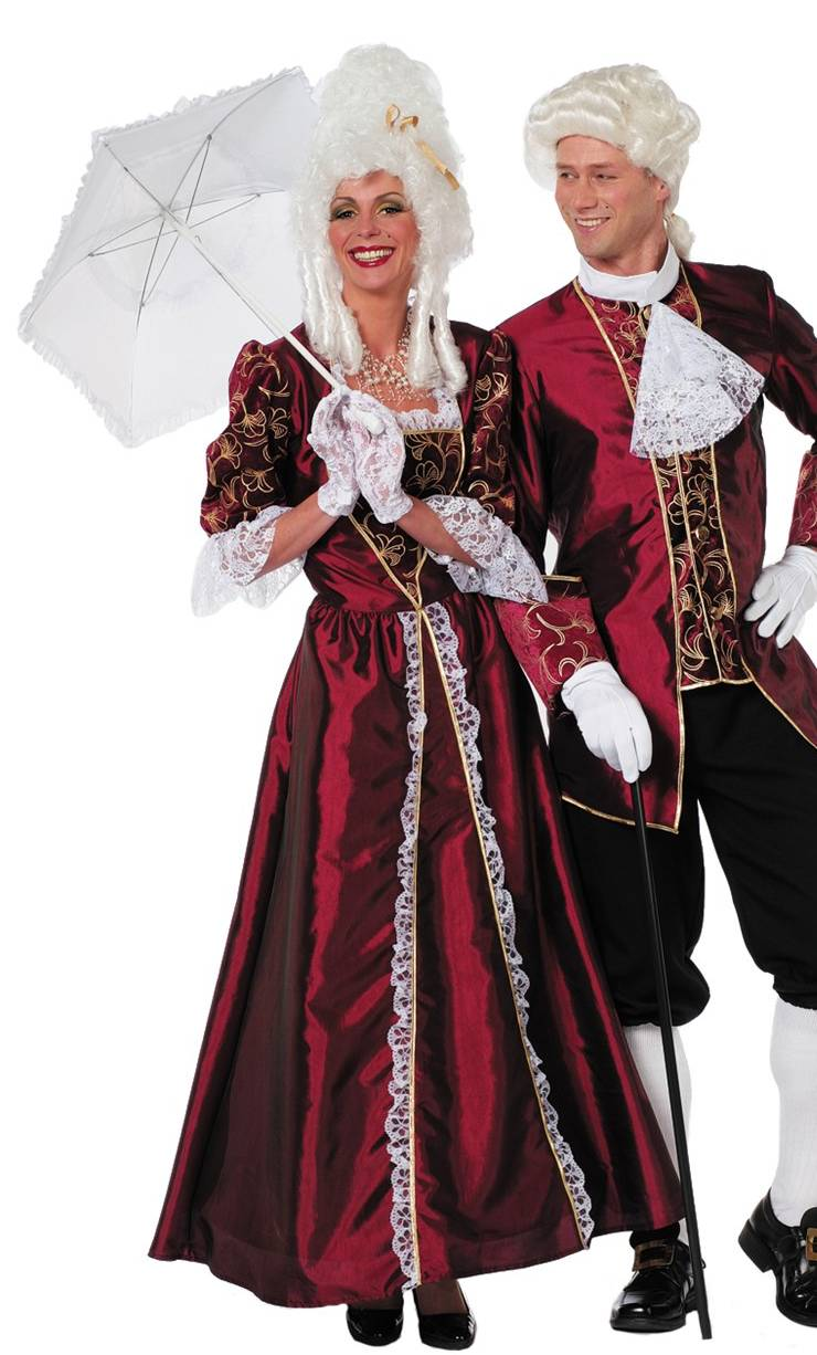 Costume-Marquise-Bordeaux-Grande-Taille-2