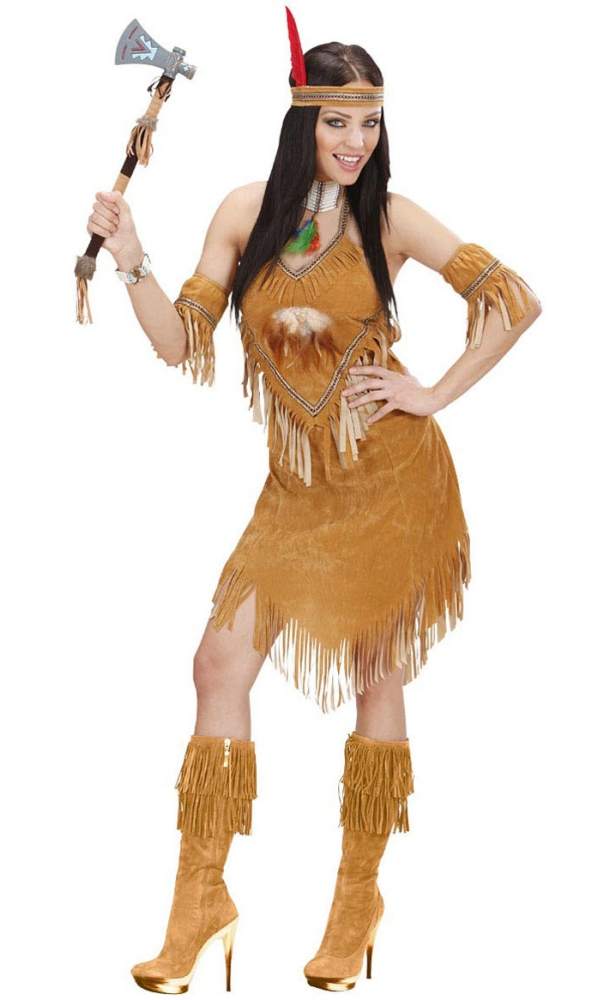 Costume-Indienne-Grande-Taille-XL-2