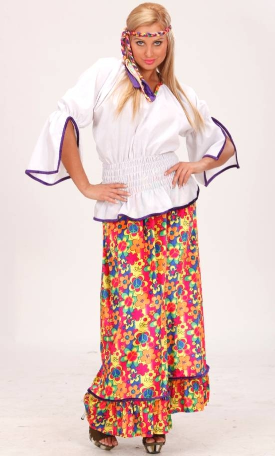 Costume-de-hippie-en-grande-taille-pour-femme