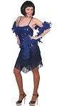 Costume-Charleston-Bleue-Femme