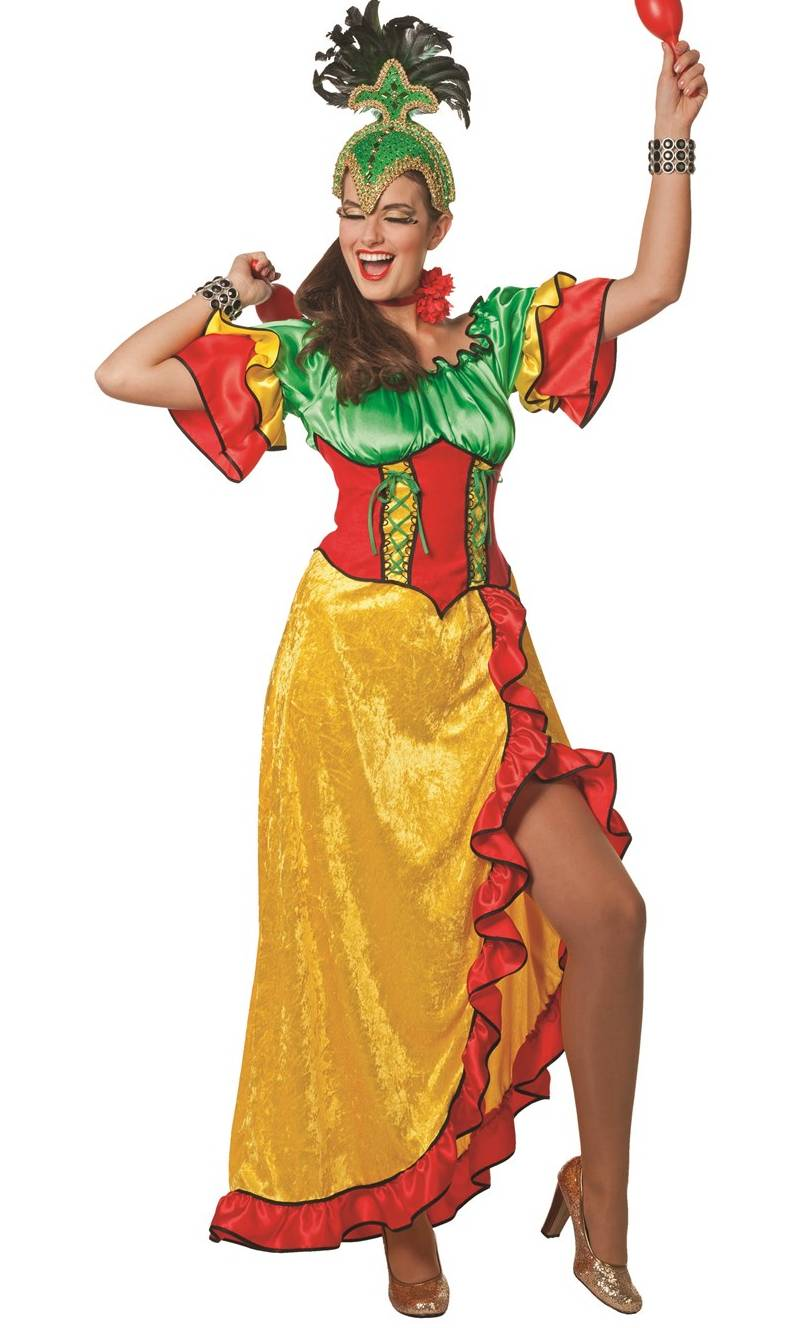 Costume-Br�silienne-Femme