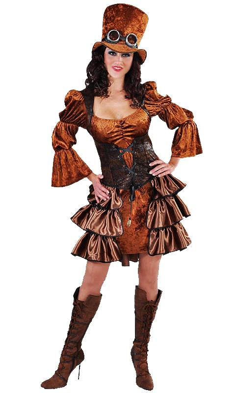 Costume-Marquise-Steampunk-3