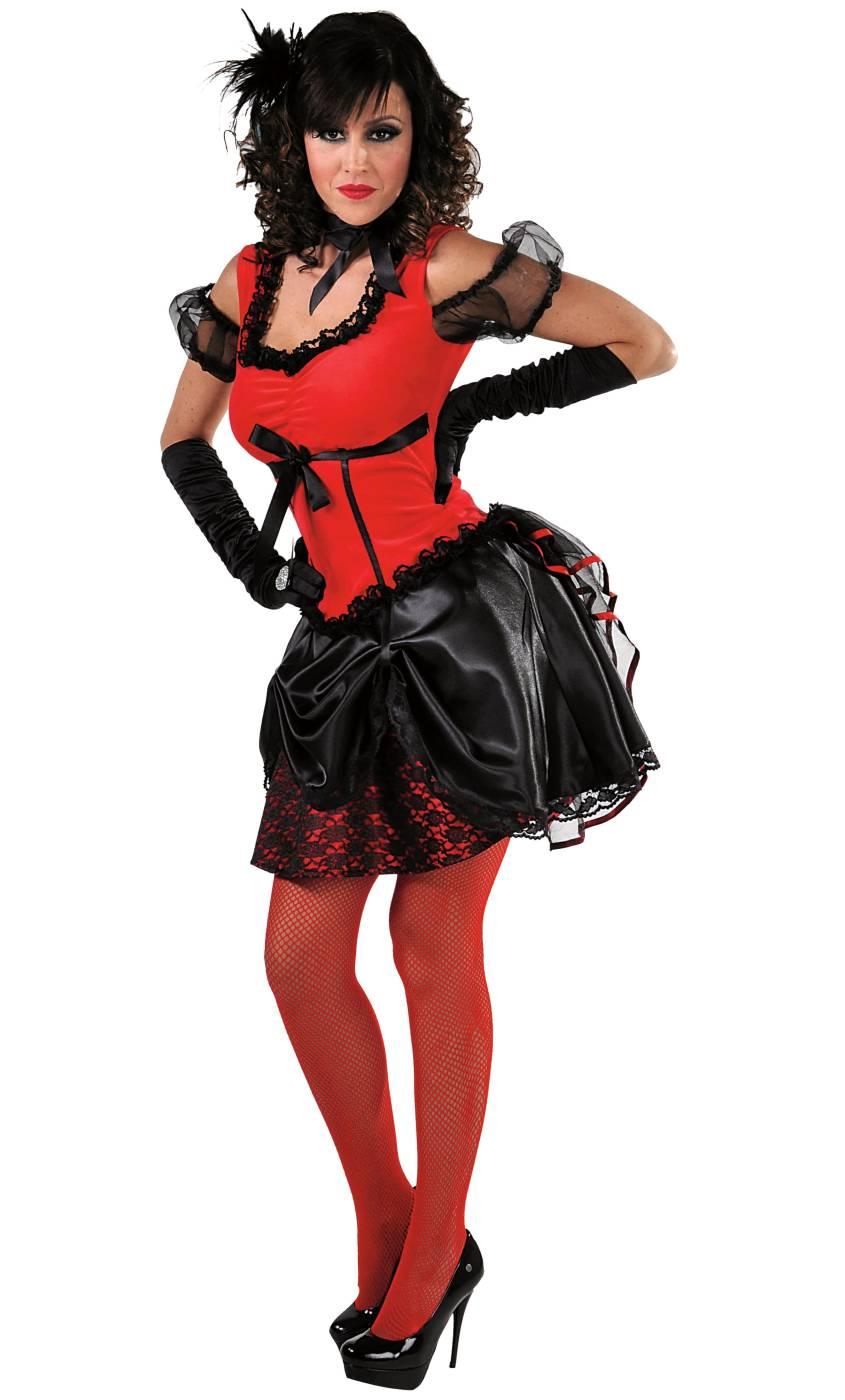 Robe cabaret burlesque grande taille