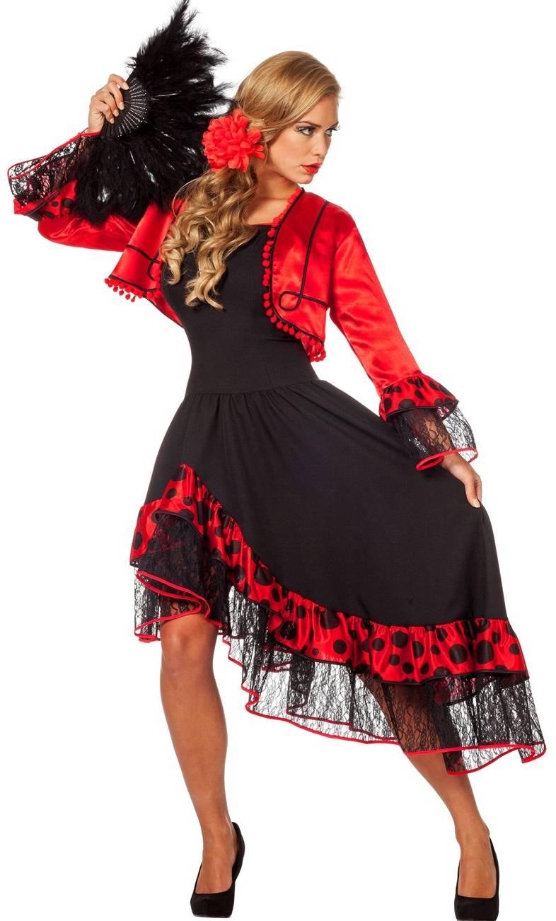 costume espagnole femme w20065. Black Bedroom Furniture Sets. Home Design Ideas