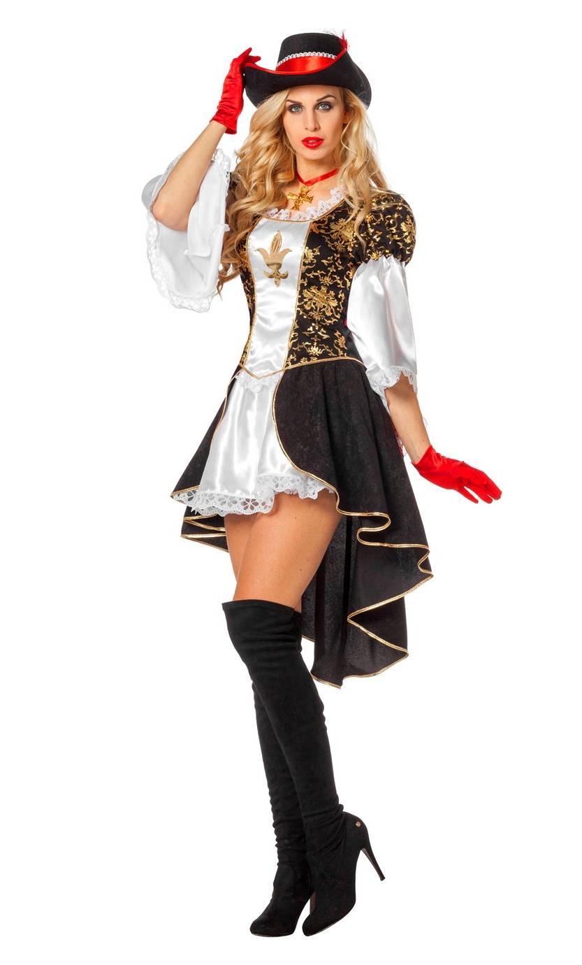 Как создать костюм пирата 3
