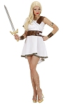 Costume-gladiatrice