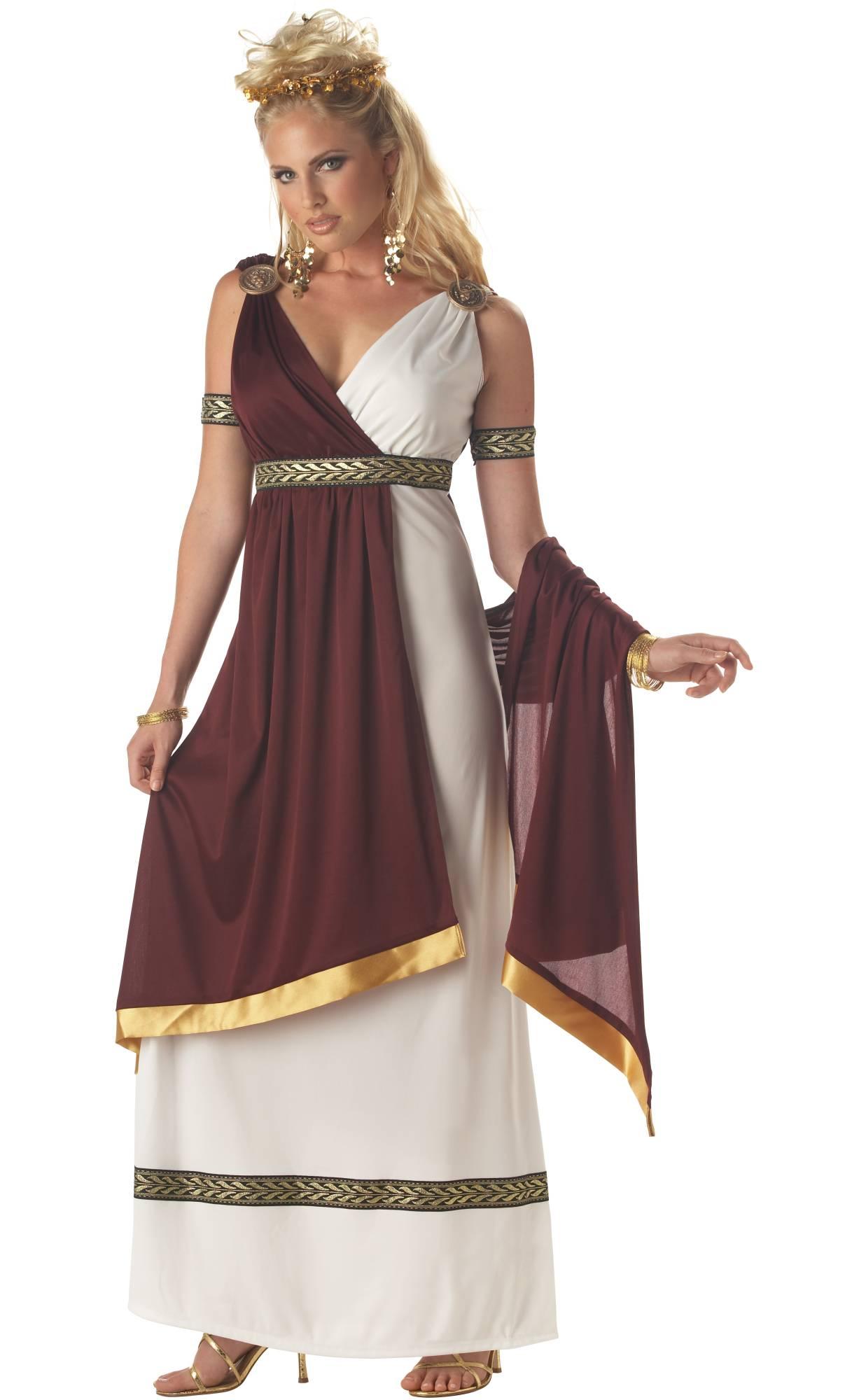 Déguisement-Romaine-antique