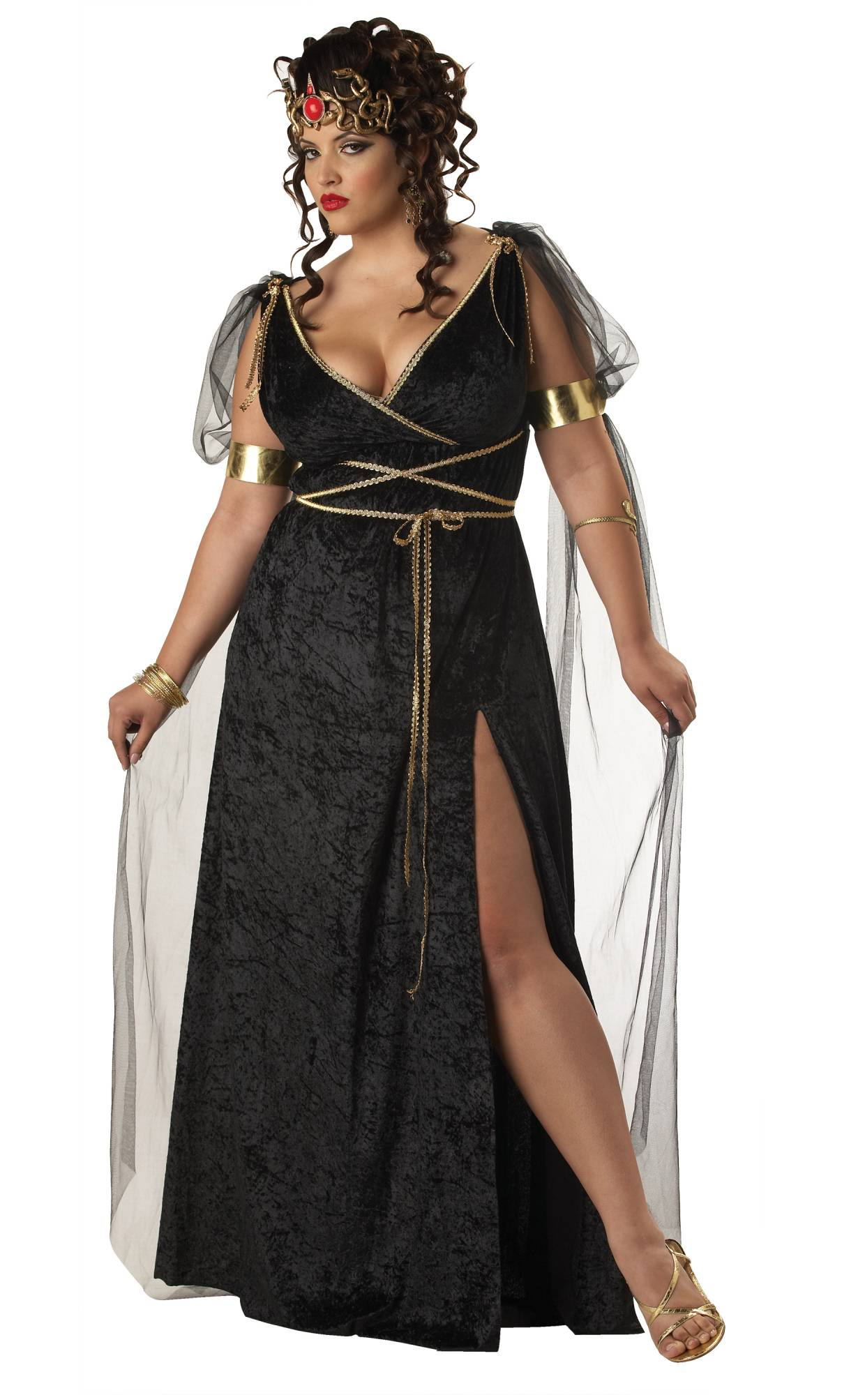 Costume-de-Cléopâtre-grande-taille