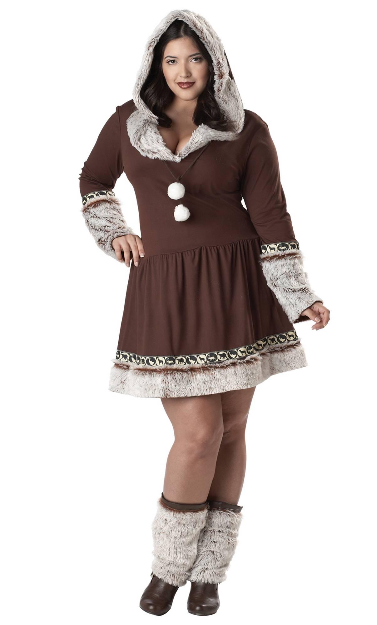 Costume-Esquimaude-Grande-Taille
