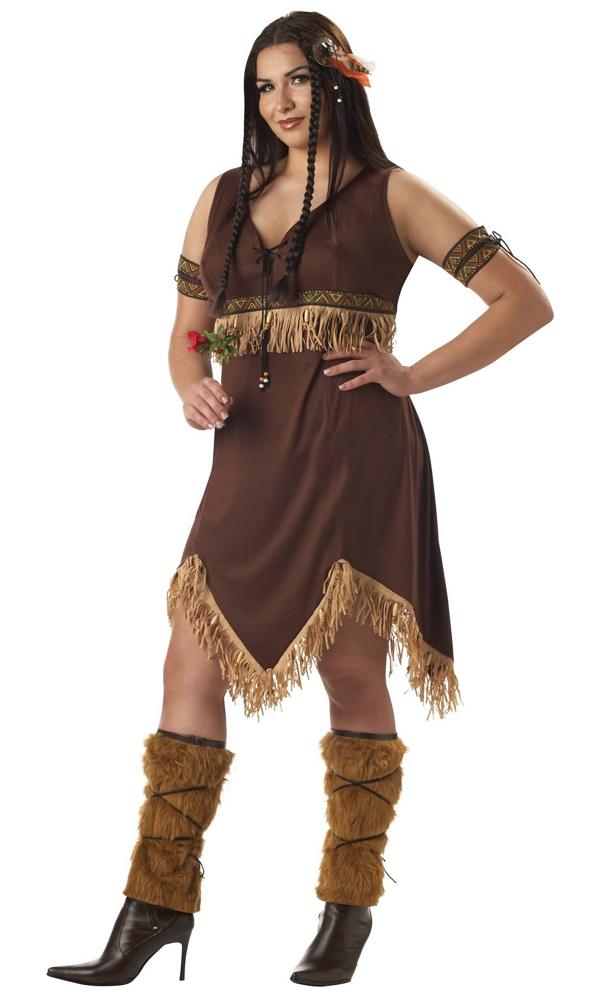 Costume-indienne-grande-taille
