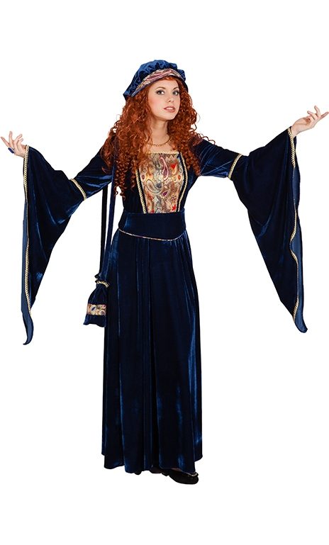 Costume-Médiévale-Femme-5