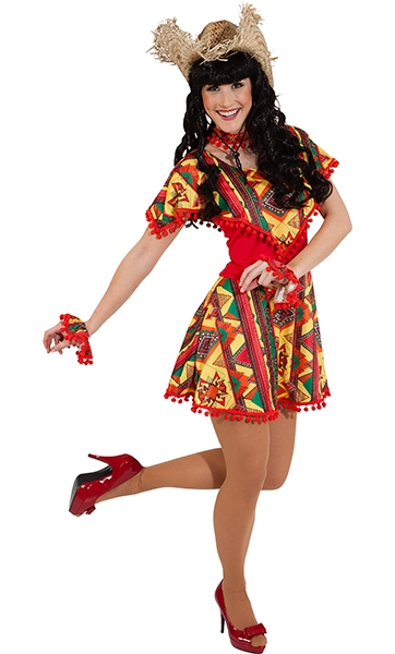 Costume-Mexicaine
