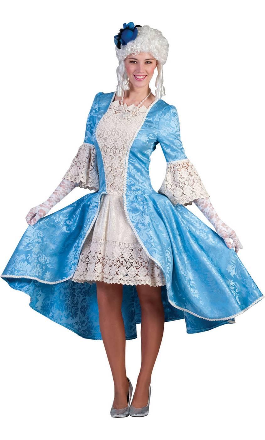 Costume-Marquise-Rococo