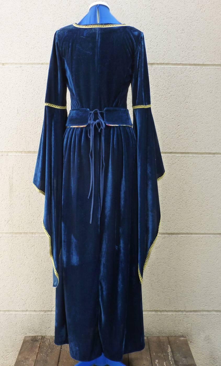 Costume-Médiévale-Grande-Taille-2