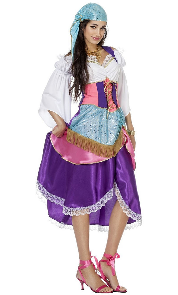 Costume-de-gitane