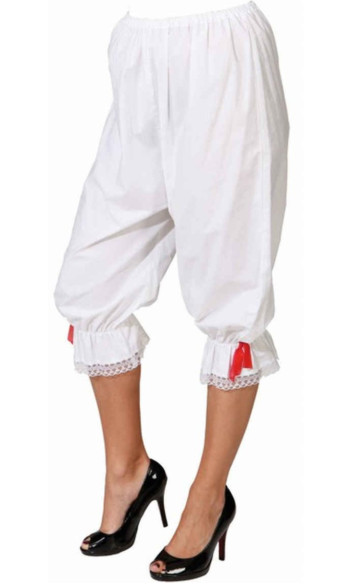 costume culotte longue panties grande taille w20131. Black Bedroom Furniture Sets. Home Design Ideas