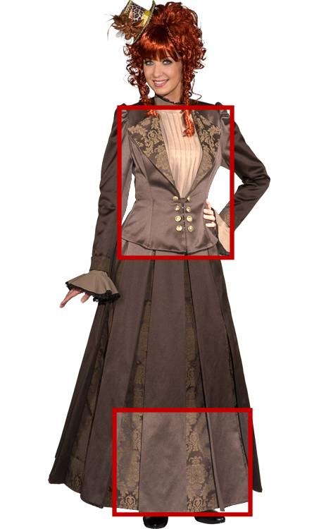 Costume-Femme-19eme-Steampunk-3