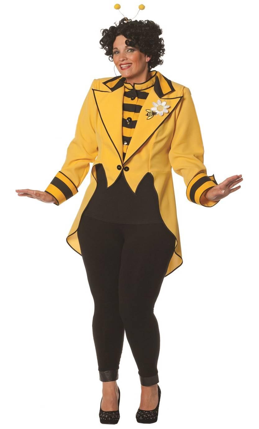 costume d 39 abeille pour femme en grande taille w20149 voir. Black Bedroom Furniture Sets. Home Design Ideas