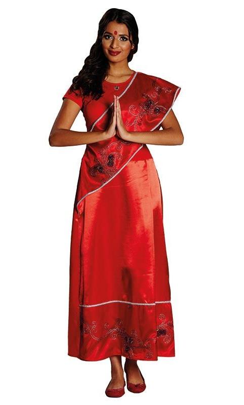 costume hindou femme w20159. Black Bedroom Furniture Sets. Home Design Ideas