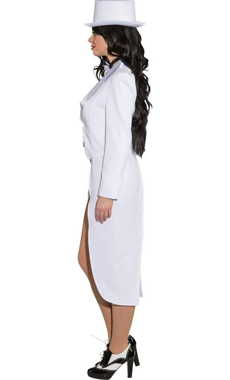 Costume-Queue-de-Pie-Blanc-Femme-3