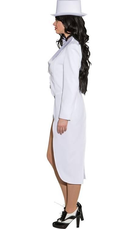Costume-Queue-de-Pie-Blanc-Femme-Grande-Taille-3