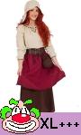 Costume-de-paysanne-moyen-age-XL