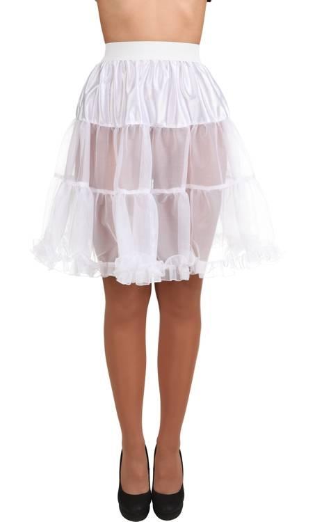 Costume-Jupon-blanc-au-genou