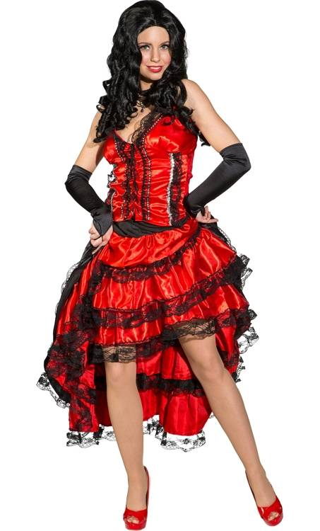 Robe-French-Cancan