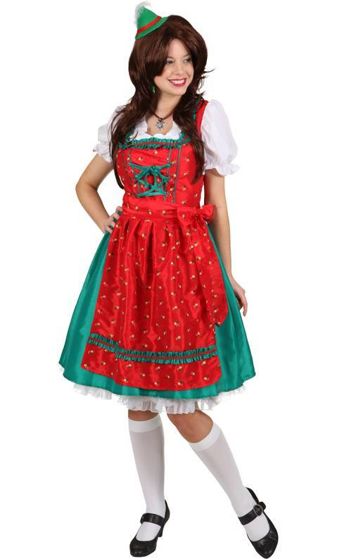 Costume-Tyrolienne-traditionnelle-grande-taille